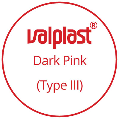 28mm Small Dark Pink 5-Pack