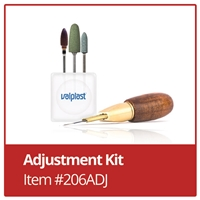 Chairside Valplast Adjustment Kit