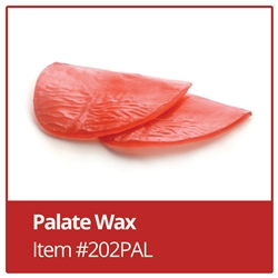 Palate Wax 25-pack