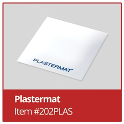 Plastermat-Pack of 3