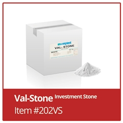Val-Stone Investment Stone 50lb Box