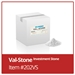 Val-Stone Investment Stone 50lb Box - 202VS