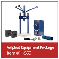 Valplast Equipment Package Valplast, Press, Super-Injector, Valplast Furnace